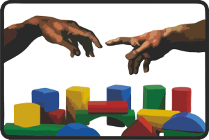 Gottesspiel - Logo